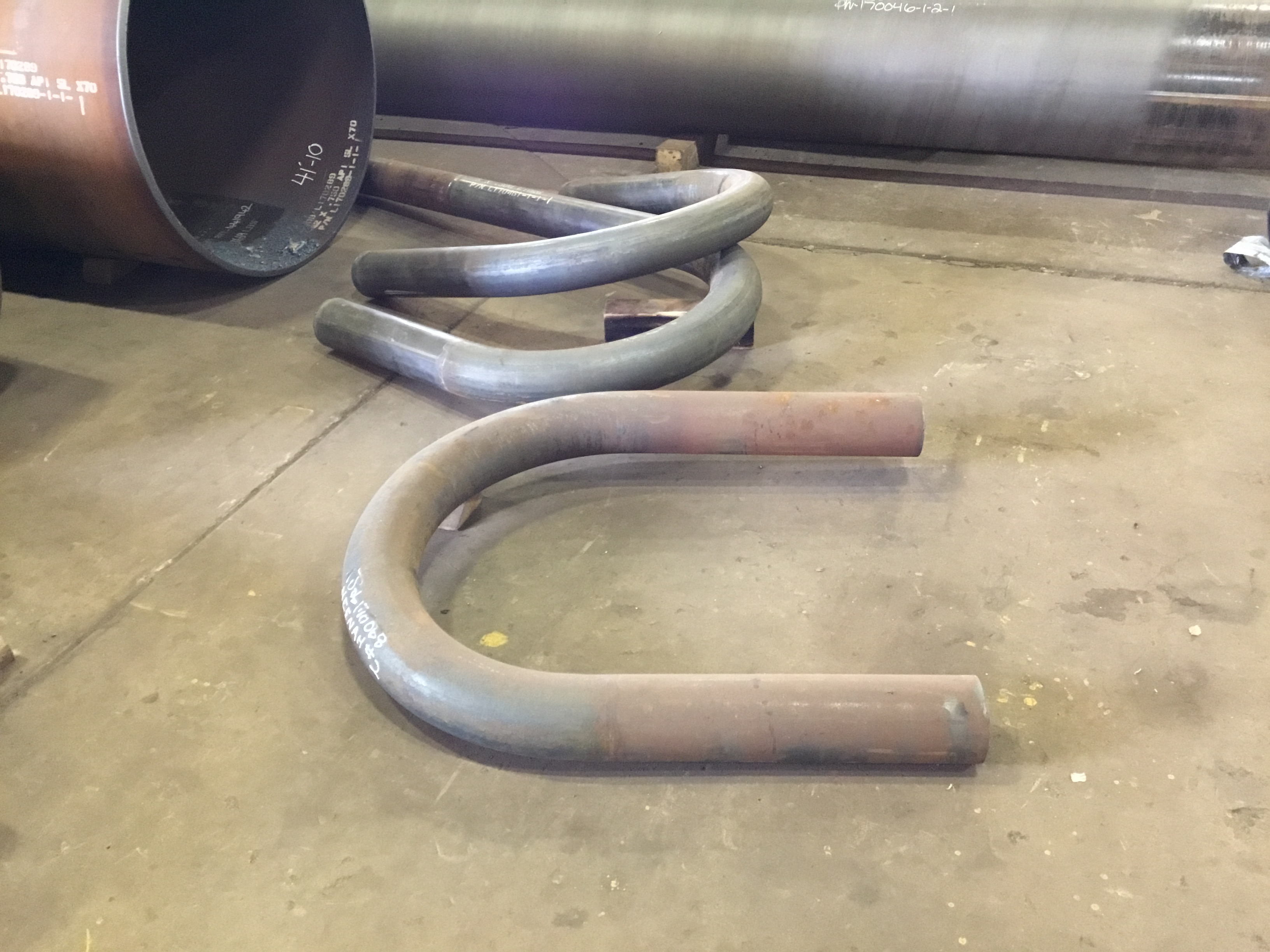 Induction Bending